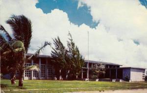 Guam Congress Building, Built after World War II, PU-1961