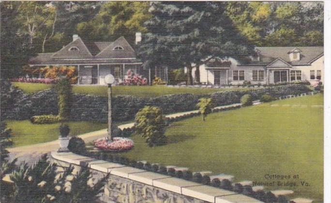 Virginia Natural Bridge Cottages