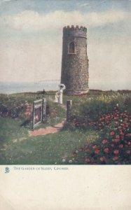 CROMER , England , 1900-10s ; The Garden of Sleep ; TUCK 779