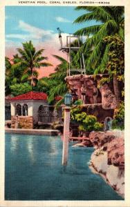 Florida Miami Coral Gables Venetian Pool