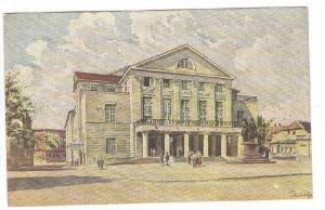 Deutsches Nationaltheater, Weimar (Thuringia), Germany, 1900-1910s