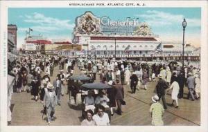 New Jersey Atlantic City Steeplechase Pier