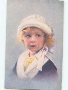 Divided-Back CHILDREN SCENE Great Postcard AA6422