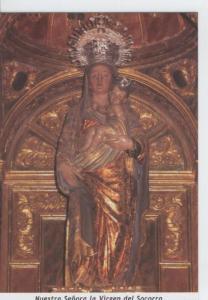 Postal 015398: Virgen Nuestra Se?ra del Socorro