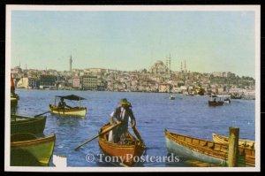 Istanbuldan bir Gorunus