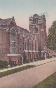 Washington Seattle University Christian Church Albertype