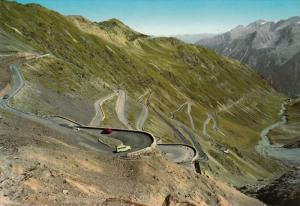 Strada dello Stelvio m. 2760 - Versante Atesino, On the border of South Tyrol...