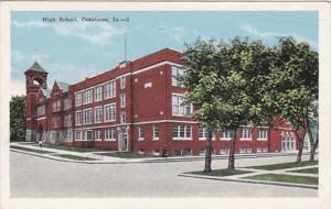 Iowa Oskaloosa High School