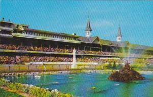 Horse Racing Churchill Downs Home Of Kentucky Derby Louisville Kentucky