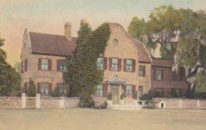CHARLESTON, South Carolina; 20-30s; Middleton Place Gardens, Tudor House
