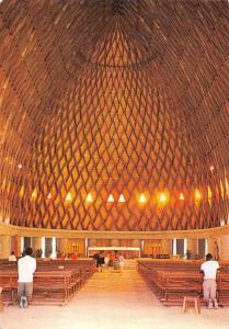 BT2364 Interieur de la cathedrale de Fort Lamy Tchad     Africa  Chad