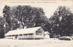 Dining and Recreation Hall Columbia Park Boys Camp California Artvue