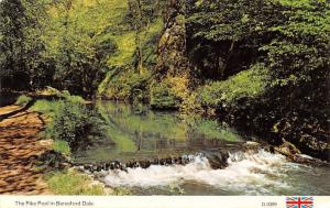 The Pike Pool in Beresford Dale River