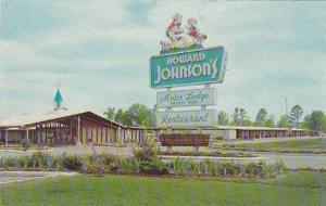North Carolina Pocky Mount Howard Johnsons Motor Lodge