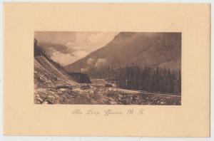 The Loop, Glacier, B.C.
