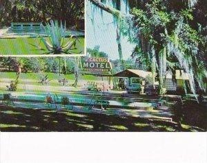 Florida Tallahassee Cactus Motel