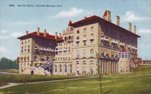 Colorado Springs Antlers Hotel