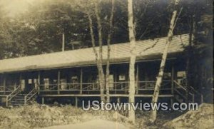 Real Photo, Lodgewood in Oakland, Maine