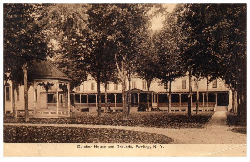 10441 Pawling Ny Dutcher House Hotel