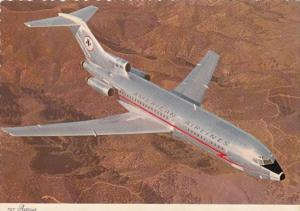 American Airlines Boeing 727 Astrojet