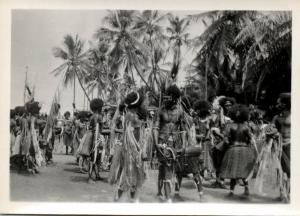 Papua New Guinea, Real Photo Native Papuas (1930s) RP (03)