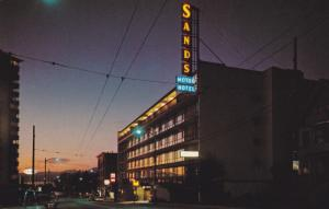 Vancouver Sands TraveLodge, VANCOUVER, British Columbia, Canada, 40-60´s