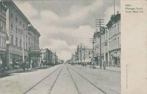 Indiana South Bend Michigan Street