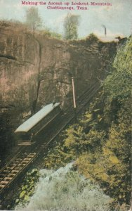 CHATTANOOGA, Tennessee, 00-10s; Incline Railroad