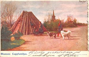 Skansen Lappfamiljen 1904