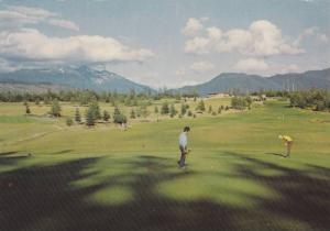 Golf Course , KITIMAT , B.C., Canada , 1975