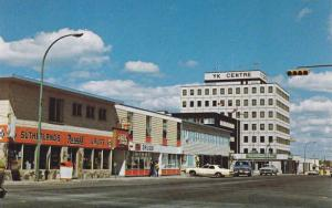 Street View , YELLOWKNIFE , N.W.T., Canada , 50-60s