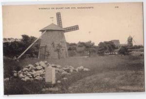 Windmills on Quaint, Cape Cod MA
