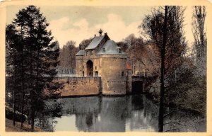 Smedenpoort Brugge Belgium 1955