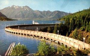 Washington Cushman Dam No 1