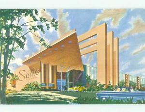 Unused Pre-1980 THE SANDS CASINO HOTEL Las Vegas Nevada NV hr5533