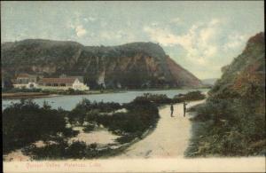 Matanzas Cuba Yumuri Valley c1910 Postcard