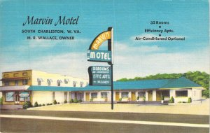 Marvin Motel, South Charleston, W. Va.