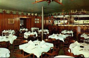 Florida Deerfield Beach Pal's Captain's Table Restaurant