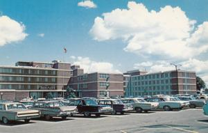 WATERLOO , Iowa , 50-60s ; Schoitz Memorial Hospital