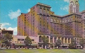 Ohio Columbus The Neil House Motor Hotel