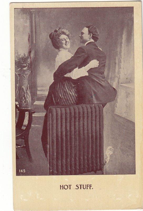 P1834 old pc romance hot stuff
