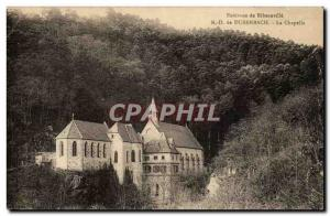 Surroundings of Ribeauville - Our Lady of Dusenbach - Chapel Old Postcard