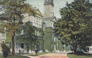 TORONTO, Ontario, Canada , 1905 ; Normal School