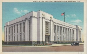 KNOXVILLE , Tennessee , 30-40s ; Post Office & Court House