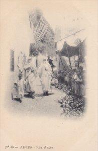 ALGERIE - women , Rue Arabe , 00-10s