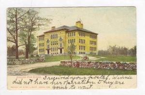 Gardner High School,Gardner,Massachuse tts,1907