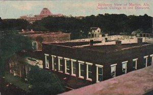 Alabama Marion Birds Eye View Judson College In The Distance