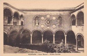 Casa Romel, Primo Cortile, Ferrara (Emilia-Romagna), Italy, 1900-1910s