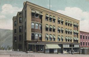 BRATTLEBORO  , Vermont , 1915 ; American Building