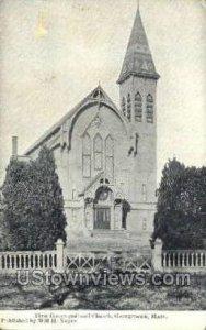 First Congregational Church - Georgetown, Massachusetts MA